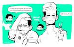 nurse by Fingurken