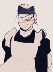 cat maid