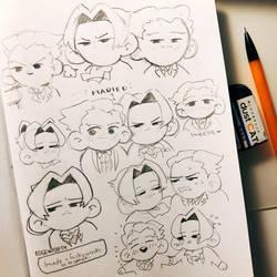 narumitsu sketches