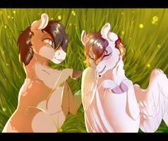 Sweet innocence by PrinceCorone