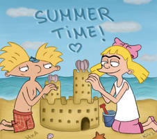 Summer Time by KasuKAPL