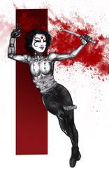 Battle Artist 03 Scarab by robthesentinel
