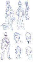 Summoner animation development by robthesentinel