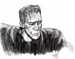 Monster Mondays 012014 Frankenstein's monster