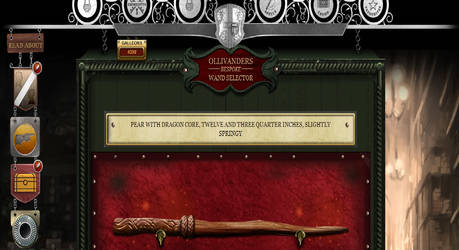 My Wand by luthien-surion