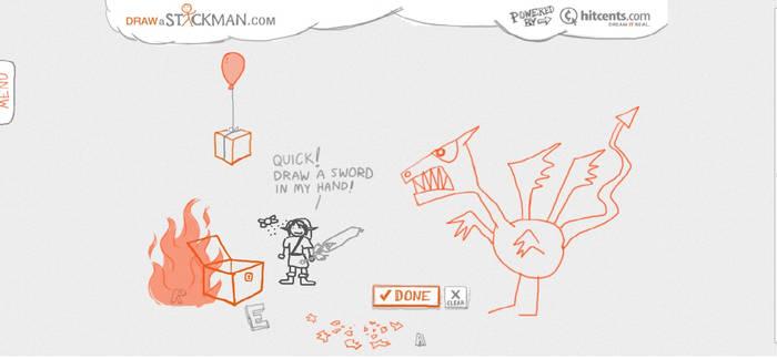 Draw a Link