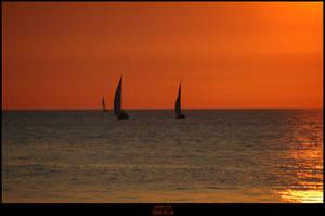 Sunset trip by frigobox