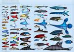 Petroan Marine and Estuarine Fishies