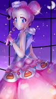 Pinkie Pie at The Gala by aquamareinex