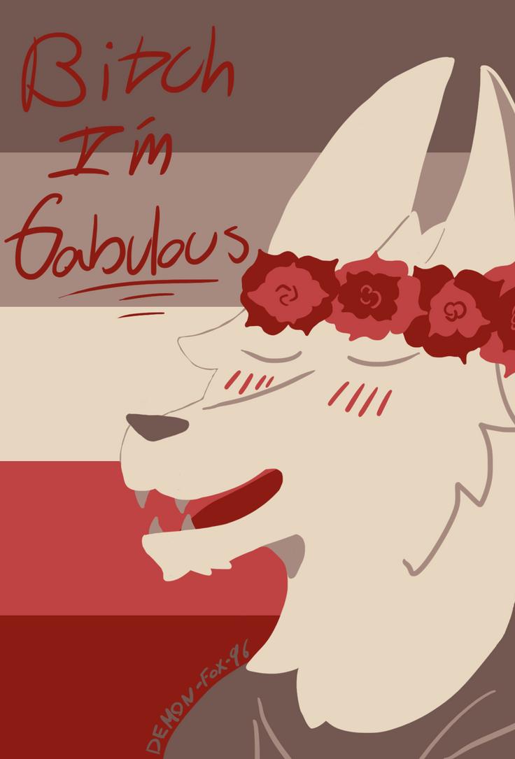 Fabulous by DEMON-FOX-96