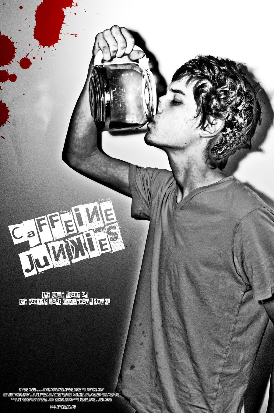 Caffiene Junkies by Jfournames