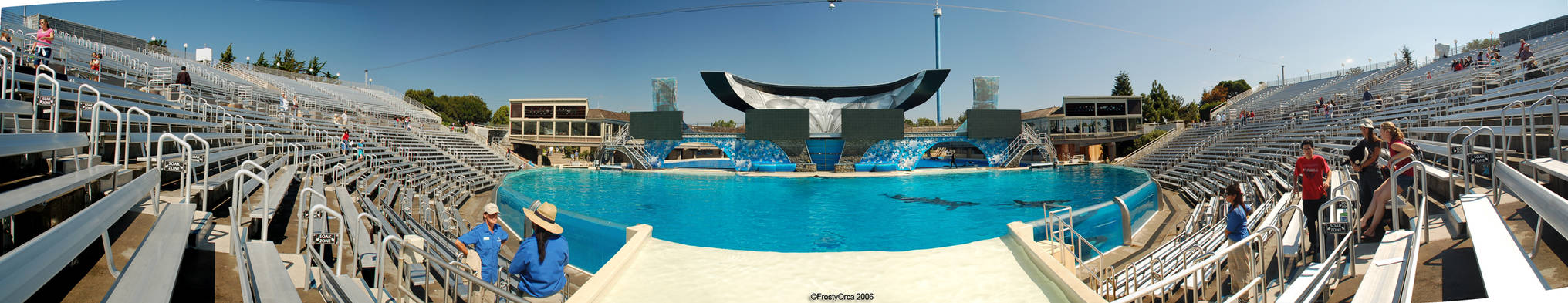 Sea World CA panoramic 2.0