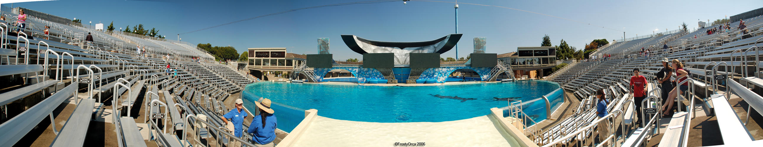 Sea World CA panoramic 2.0 by Frosty-Orca