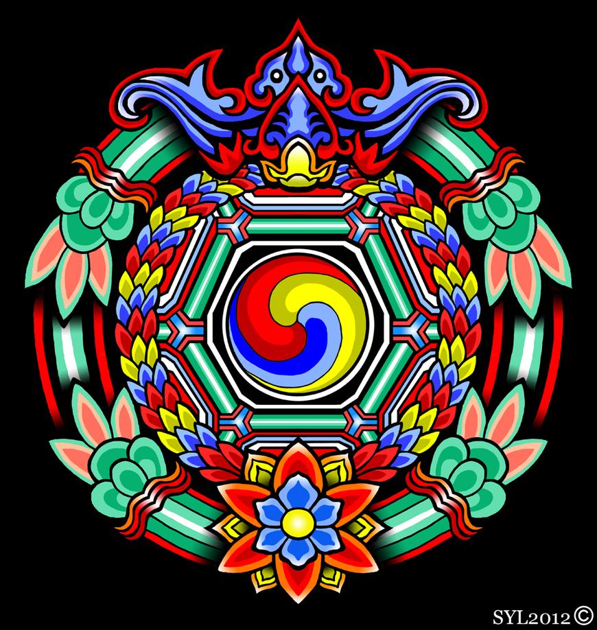 Korean Tattoo Design By Astral-Haze On DeviantArt