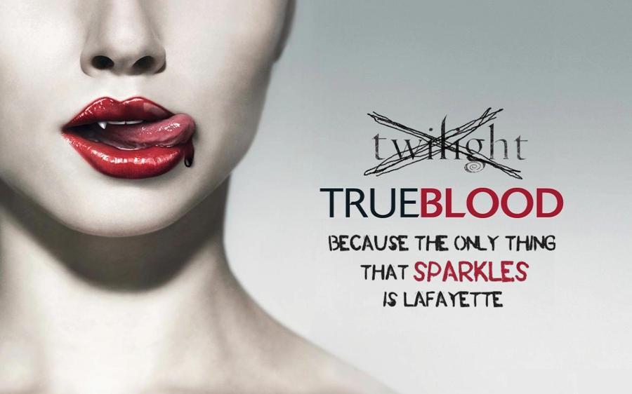 True Blood Wallpaper By Bookwormgirl23