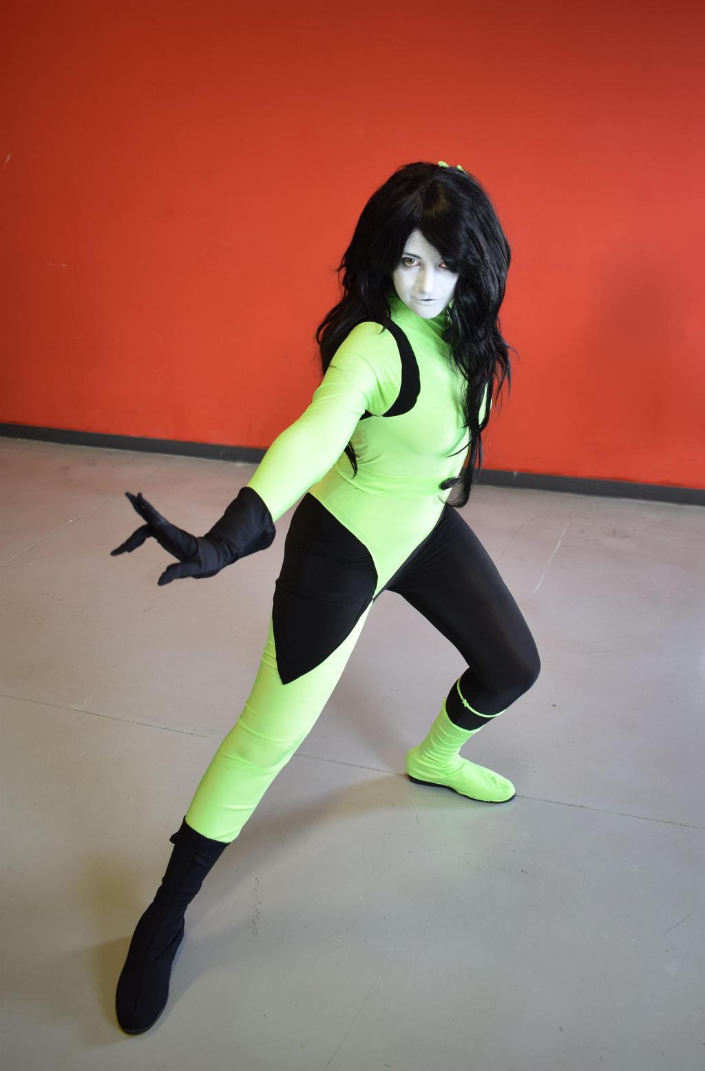 possible cosplay Kim shego