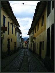 Cuzco - Peru by Moran89