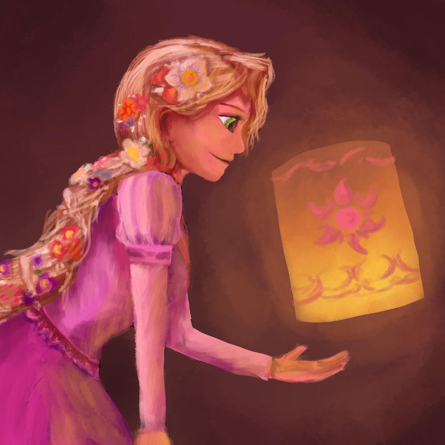 Tangled: The Lost Princess by IgnitingLights
