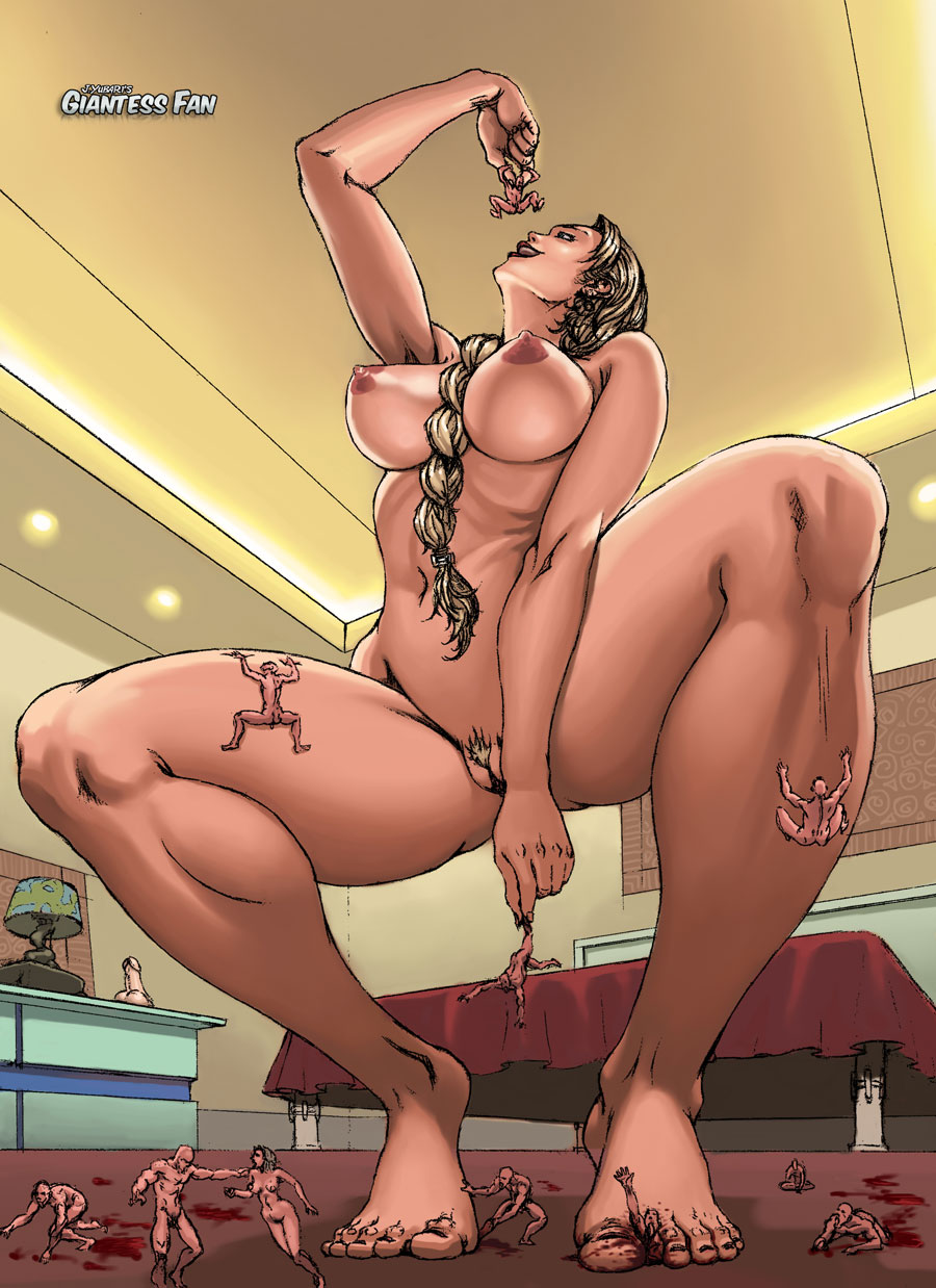 Cartoon giantess fucking sex fun sexgirl