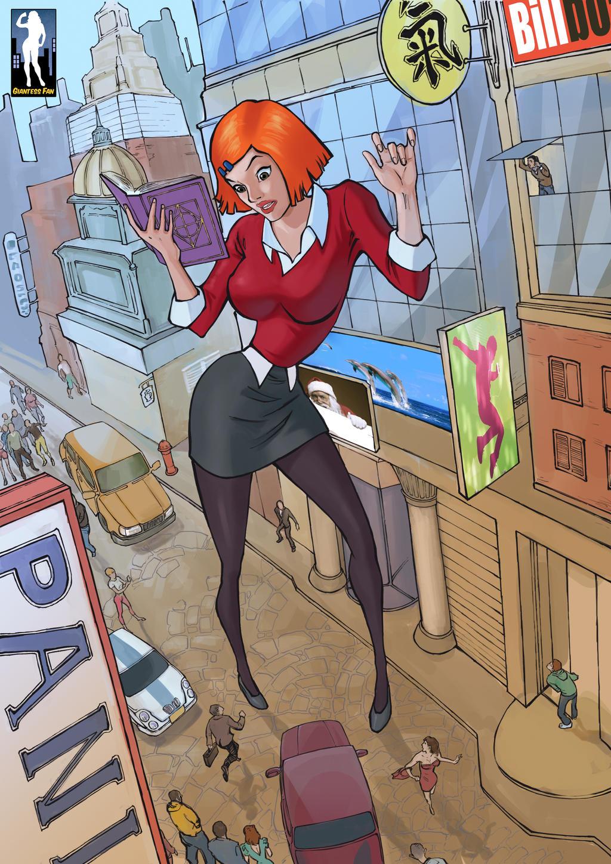 Giantess cartoons pictures sex toons