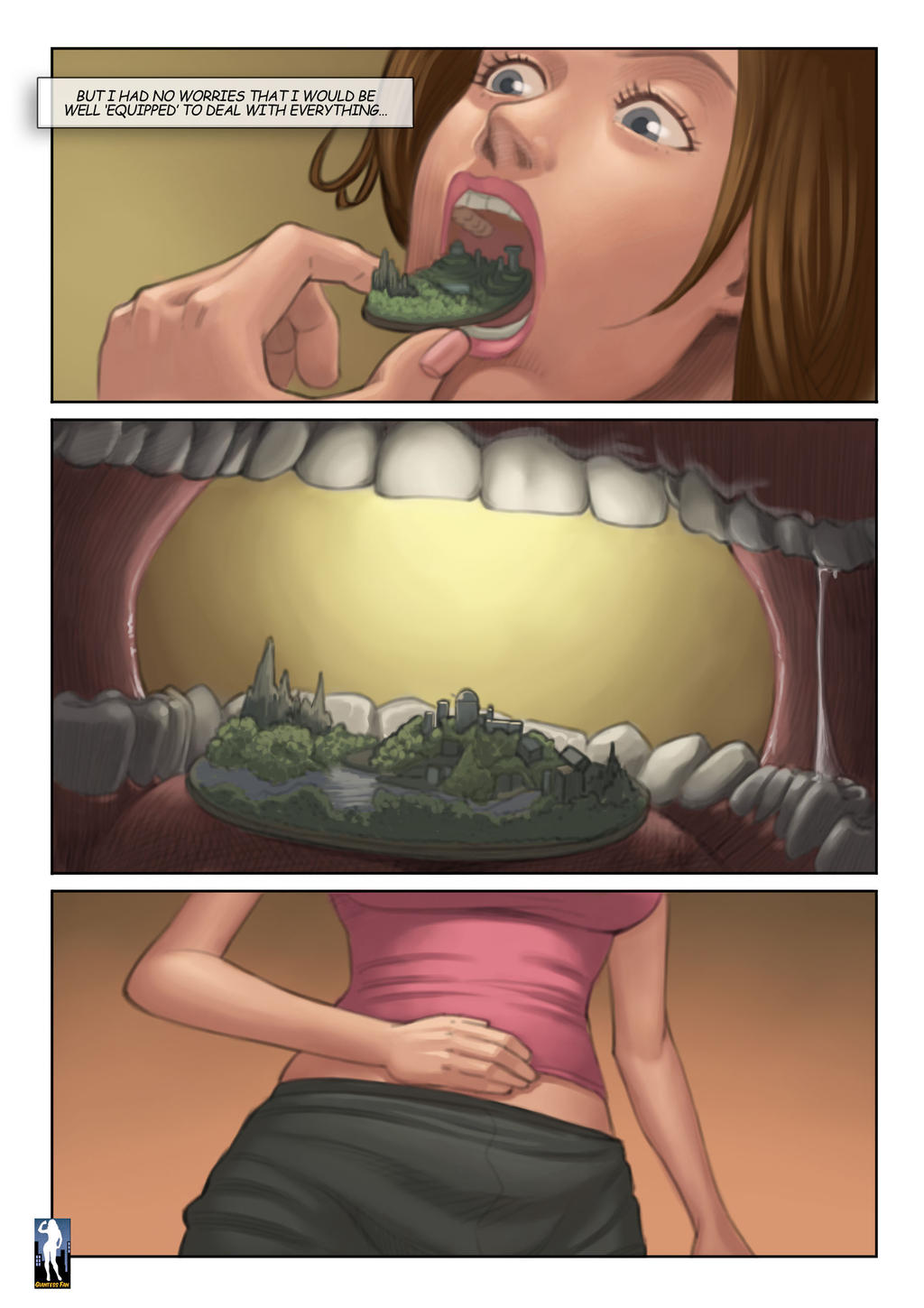 Giantess vore pictures pron clips