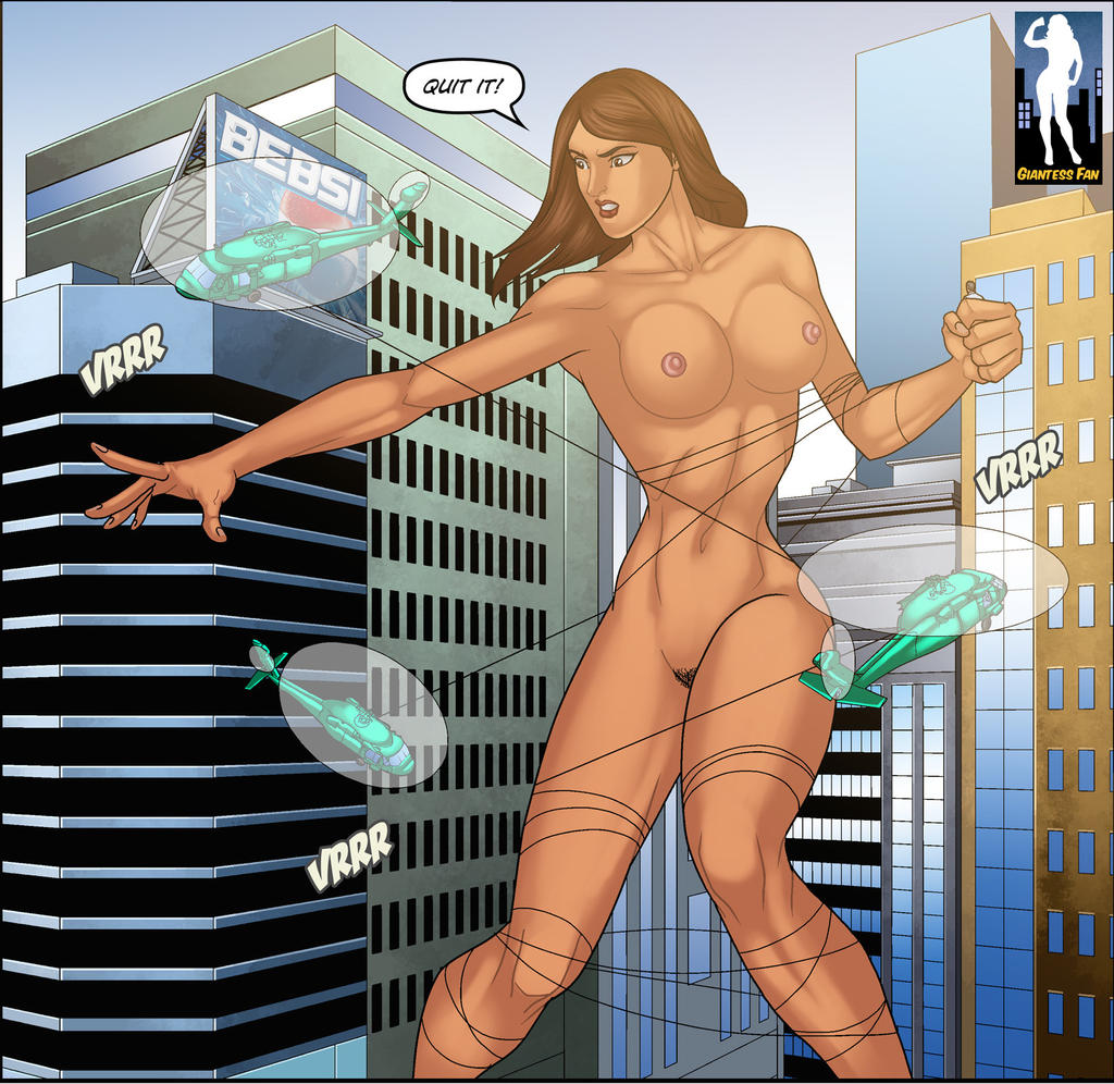 Giantess growth dreams