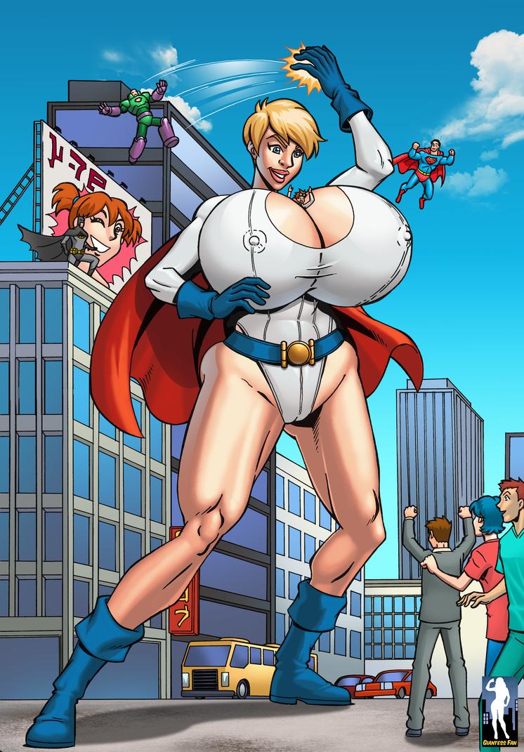 giantess comics