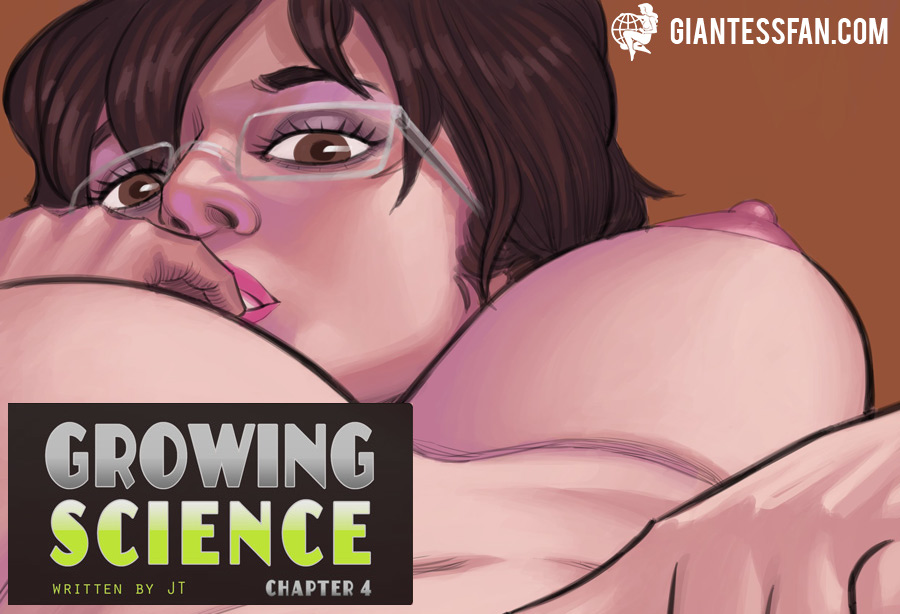 Growing Science 4 - Power Hungry by giantess-fan-comics