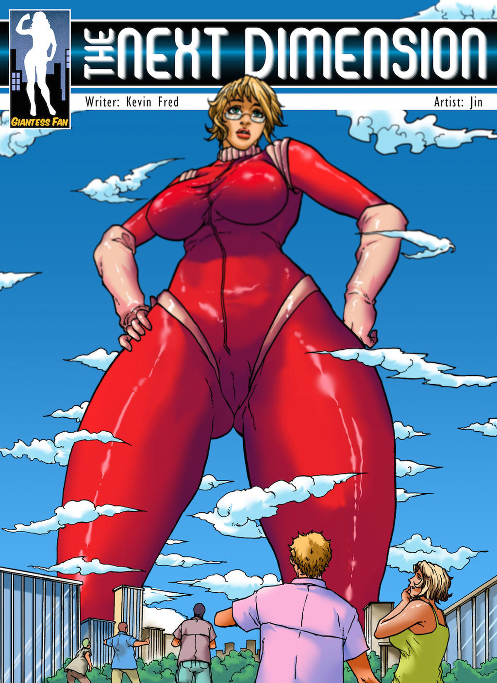 The Next Dimension - Mega Malfunction by giantess-fan-comics
