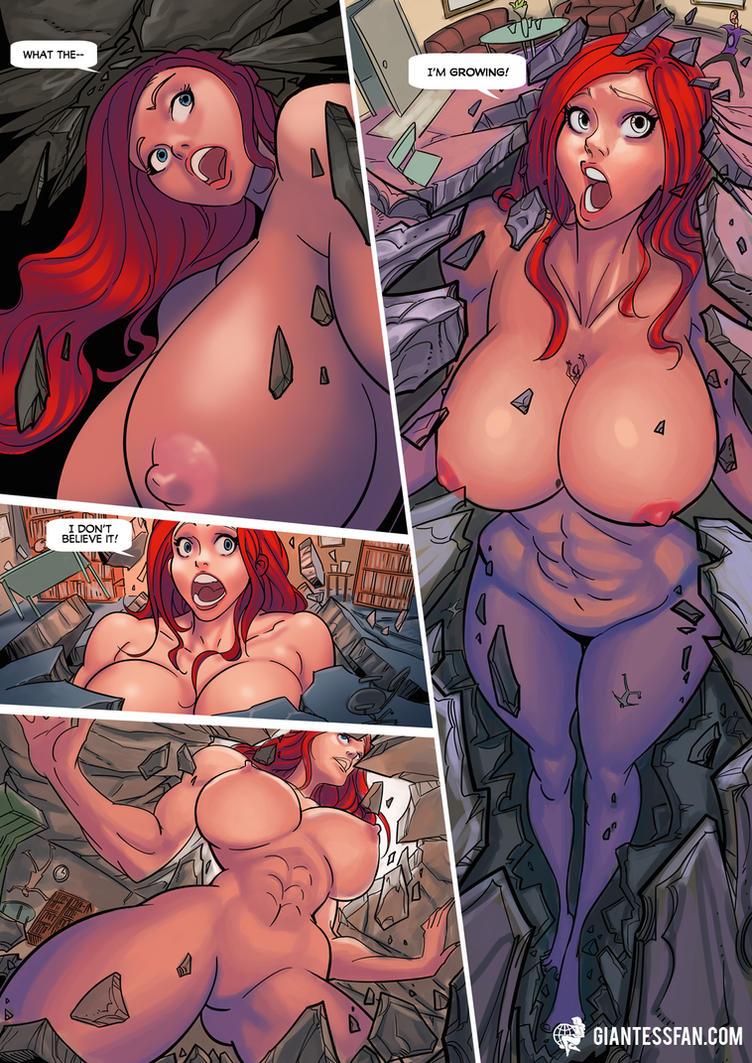 Giantess gallery xxx erotic clip