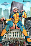 Ginormica: Queen of the Monsters!