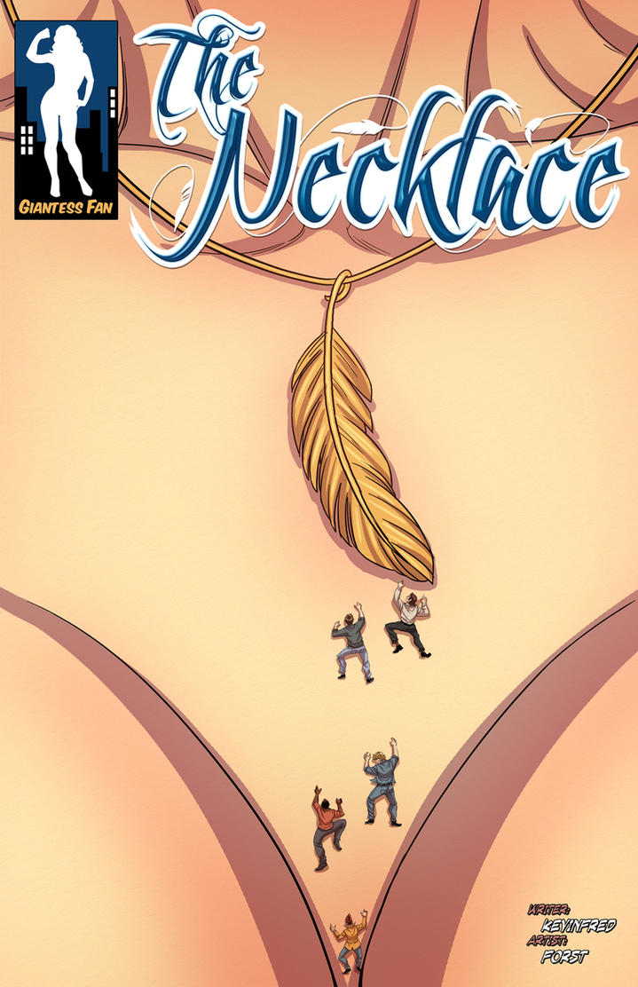 The Necklace - Carlos Gets Cursed by giantess-fan-comics