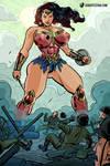 A Giantess in No Man's Land