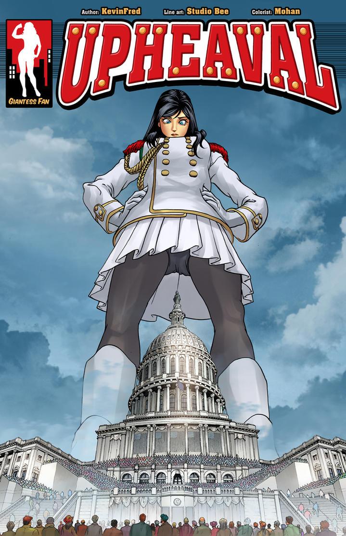 Upheaval - Giantess-In-Chief by giantess-fan-comics