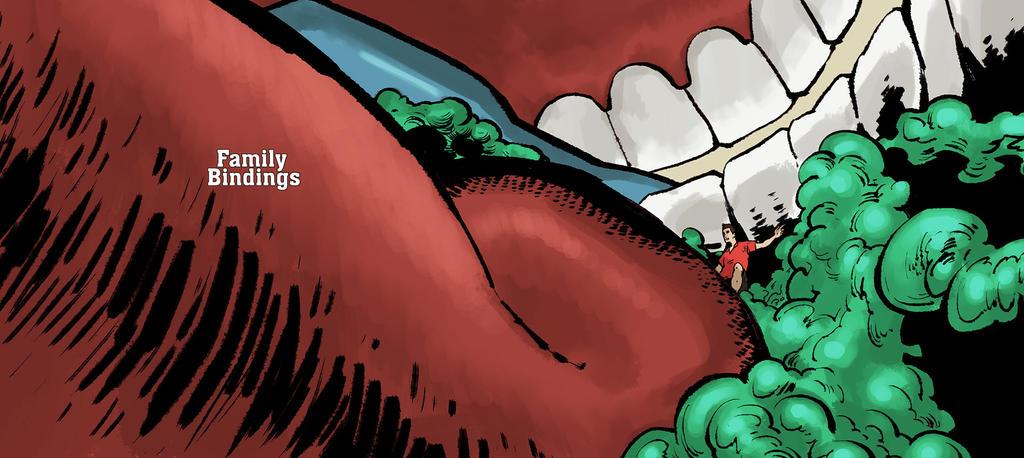 Family-Bindings 02-SLIDE by giantess-fan-comics