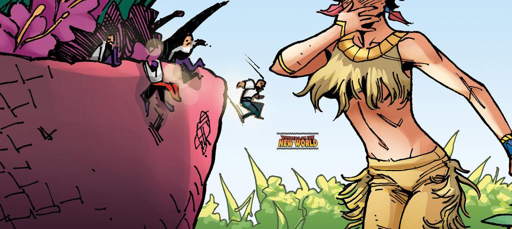 Wonders-of-the-New-World 02-slidea by giantess-fan-comics