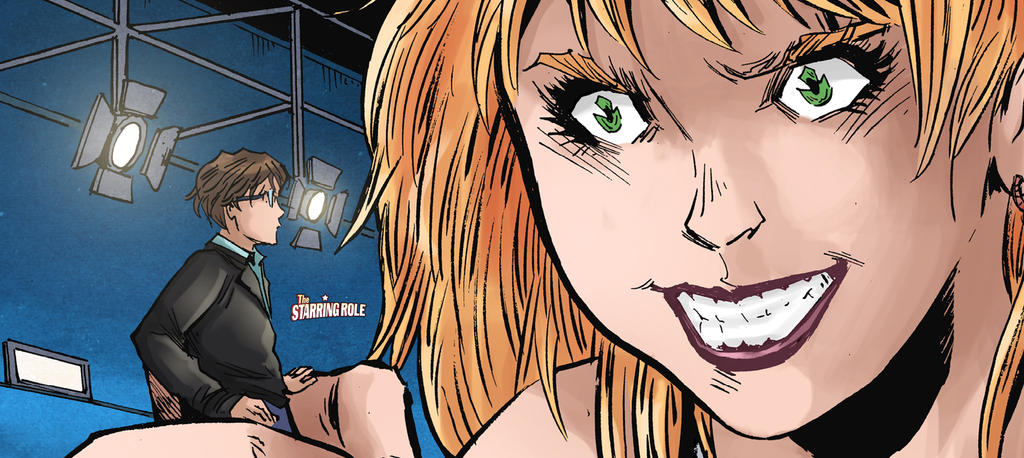 The-Starring-Role 01-SLIDEa by giantess-fan-comics