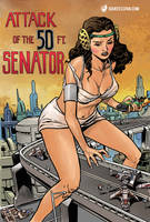 She IS the Senate! by giantess-fan-comics