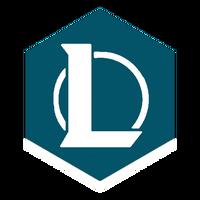 Rainmeter League of Legends Honeycomb Symbol