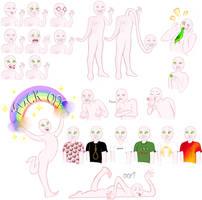 Expression Practice by BornOfLight