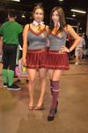 Harry Potter girls I dunno?!