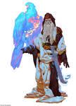 Eagle Hunter Warlock