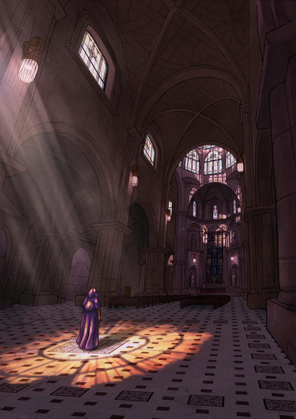 Cathedral by Lirael42