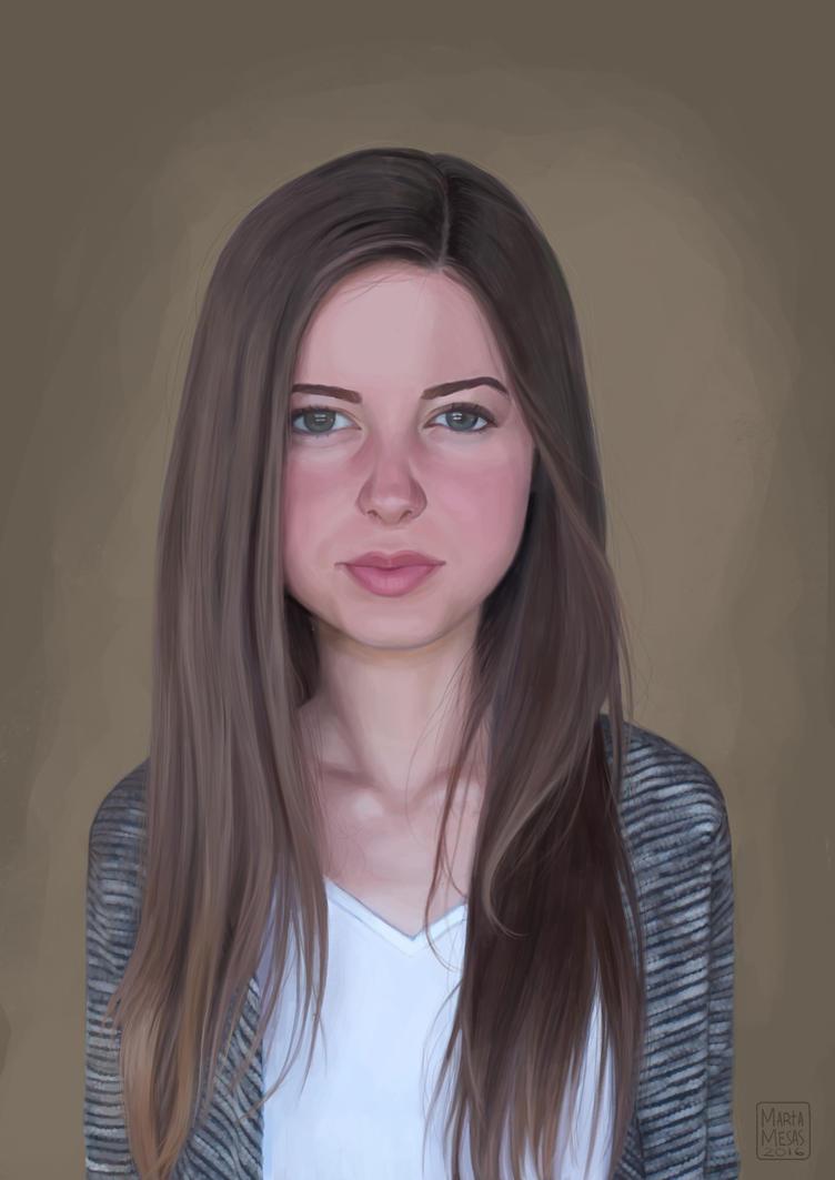 Girl by Lirael42