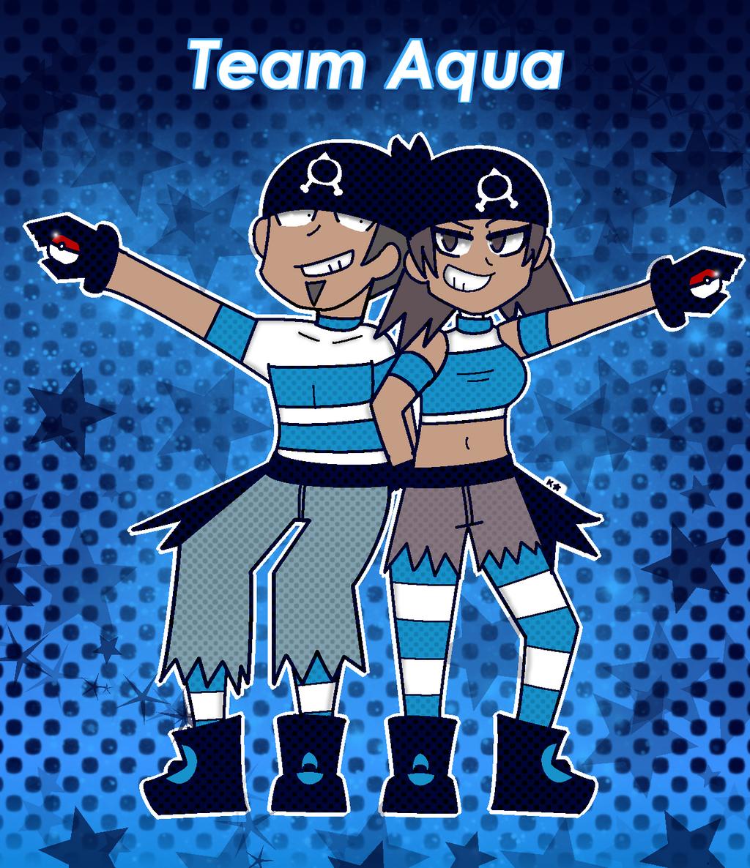 Team Aqua Oras