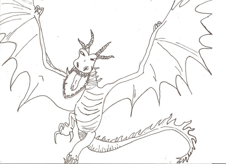 snaptrapper dragon coloring pages coloring pages