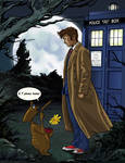Doctor who and E.T