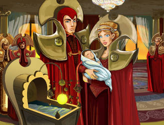 doctor who: birth of the doctor by DameEleusys