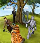 Doctor who: hide and seek!