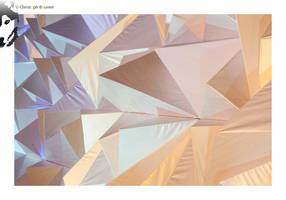 Triangular Wall 1 by BottledLights